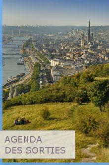 Agenda des sorties Rouen