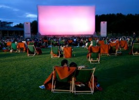 cinéma en plein air rouen